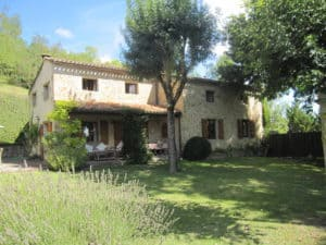 4/5 bedroom detached house with Pyrenées views