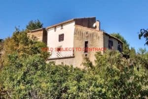 3 bedroom village house located in the 'Haute Vallée de l'Aude' just 10 km from Limoux